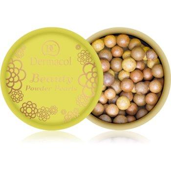Dermacol Beauty Powder Pearls perle tonifiante pentru fa?ã imagine produs