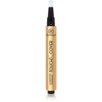 Dermacol Touch & Cover aufhellender Concealer im Stift 01