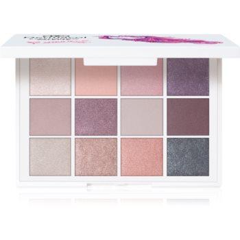 Dermacol Luxury Eyeshadow Palette paletă cu farduri de ochi