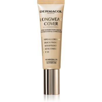 Dermacol Longwear Cover make-up fluid SPF 15