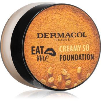 Dermacol Eat Me Creamy Sú machiaj cu efect matifiant