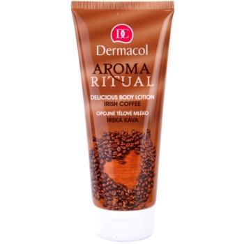 Dermacol Aroma Ritual lotiune de corp cafea irlandeza  200 ml