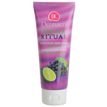 Dermacol Aroma Ritual antystresowy krem do rąk
