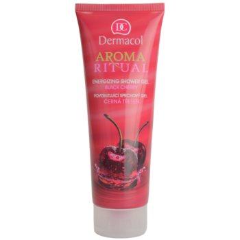 Dermacol Aroma Ritual Black Cherry gel de duș poza noua
