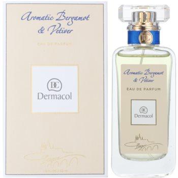 Dermacol Aromatic Bergamot & Vetiver Eau De Parfum pentru barbati 50 ml