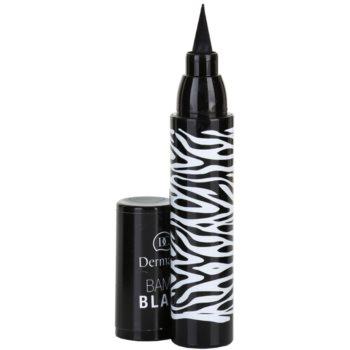 Dermacol Bambi Black dolgoobstojen flomaster za oči 1