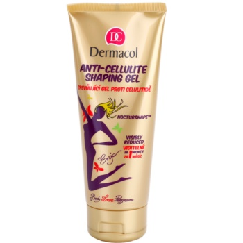 Dermacol Enja Body Love Program gel pentru fermitate anti celulita