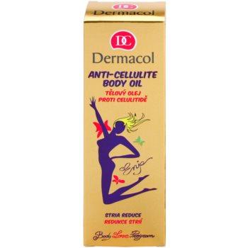 Dermacol Enja Body Love Program olejek do masażu ciała przeciw cellulitowi i rozstępom