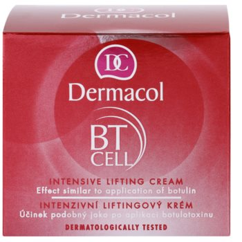 Dermacol BT Cell интензивен лифтинг крем 3