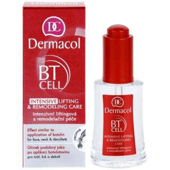 Dermacol BT Cell Intensivpflege für Lifting und Remodelierung 1