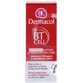 Dermacol BT Cell Intensivpflege für Lifting und Remodelierung 2
