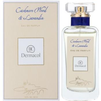 Dermacol Cashmere Wood & Lavandin парфюмна вода за мъже