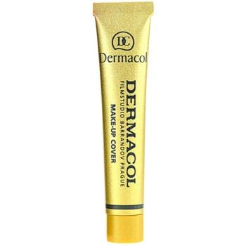 Fotografie Dermacol Cover extrémně krycí make-up SPF 30 odstín 218 30 g