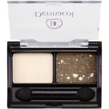 Fotografie Dermacol Duo oční stíny (Duo Eye Shadow) č.3