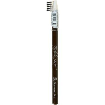 Dermacol Eyebrow creion pentru sprancene poza noua