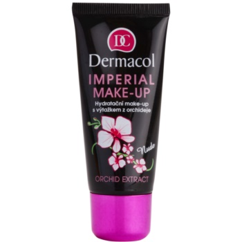 Dermacol Imperial make up hidratant cu extract de orhidee