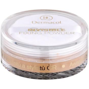 Dermacol Invisible transparentní pudr odstín Natural 13 g