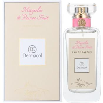 Dermacol Magnolia & Passion Fruit eau de parfum pentru femei