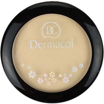 Dermacol Compact Mineral pudra cu minerale cu oglinda mica poza noua