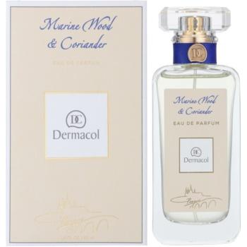 Dermacol Marine Wood & Coriander Eau de Parfum 50 ml