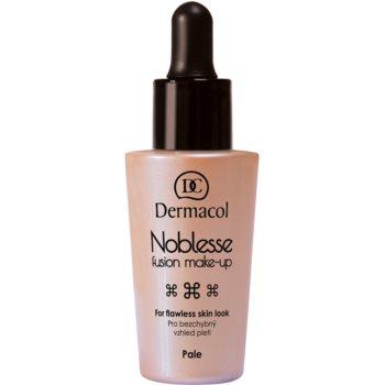 Dermacol Noblesse fond de ten lichid pentru un efect perfect