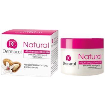 Dermacol Natural creme de dia para pele seca a muito seca 1
