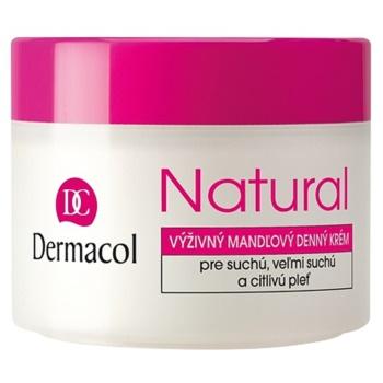 Dermacol Natural creme de dia para pele seca a muito seca