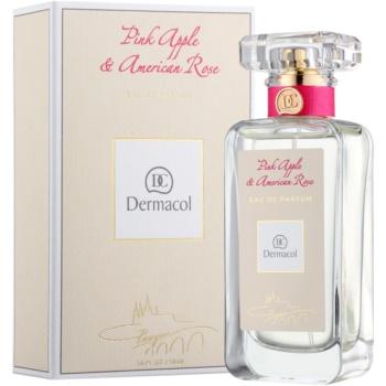 Dermacol Pink Apple & American Rose parfumska voda za ženske 2