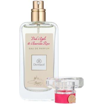 Dermacol Pink Apple & American Rose parfumska voda za ženske 4