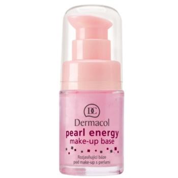 Dermacol Pearl Energy baza pentru machiaj pentru ten obosit