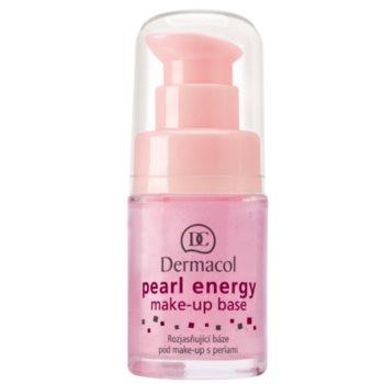 Dermacol Pearl Energy Primer Make-up Grundierung für müde Haut 15 ml