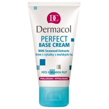 Dermacol Perfect creme hidratante com extratos de algas marinas