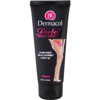Dermacol Perfect wodoodporny fluid upiększający do ciała