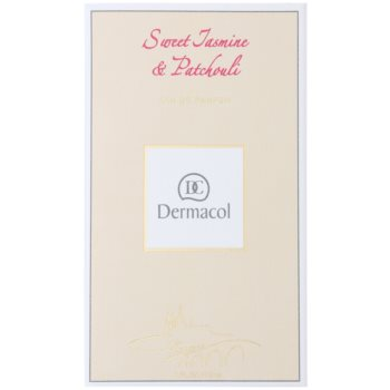 Dermacol Sweet Jasmine & Patchouli Eau de Parfum for Women 1