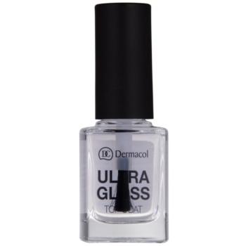 Dermacol Ultra Gloss lac de unghii/parte sus poza noua