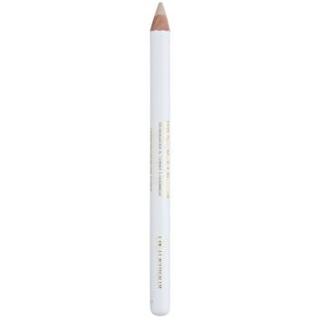 Dermacol White Kohl Pencil creion kohl pentru ochi culoare White 1,14 g