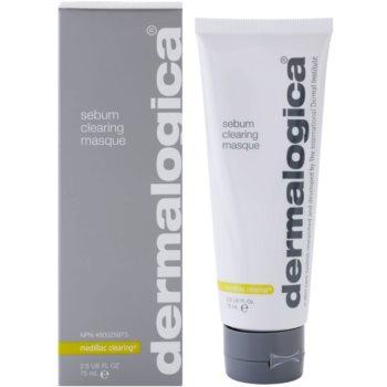 Dermalogica mediBac clearing Máscara facial de limpeza para pele oleosa propensa a acne 1