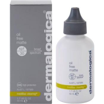Dermalogica mediBac clearing zaščitna matirajoča krema za obraz SPF 30 1