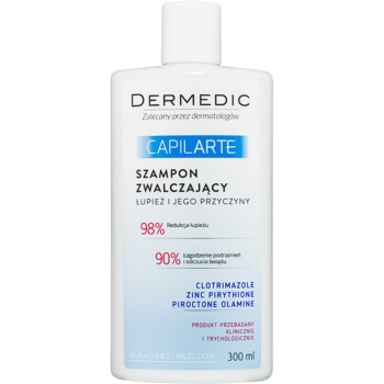 Dermedic Capilarte šampon proti lupům 300 ml