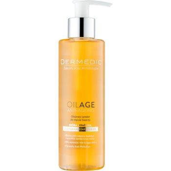 Dermedic Oilage ulei pentru spălarea feței, cu detergent sintetic