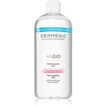 Dermedic Angio Preventi apã micelarã calmantã pentru pielea predispusã la roseata imagine produs