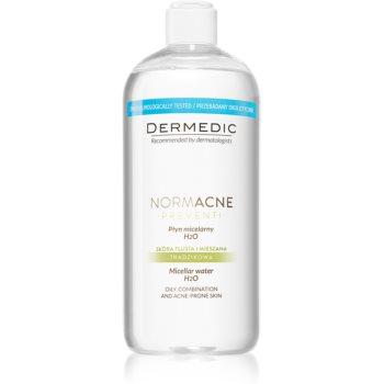 Dermedic Normacne Preventi apa cu particule micele pentru ten gras ?i mixt imagine produs