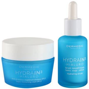 Dermedic Hydrain3 Hialuro kozmetická sada II. 3