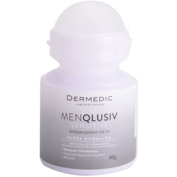 Dermedic Menqlusiv Sensitive рол- он против изпотяване 1