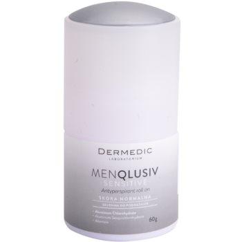 Dermedic Menqlusiv Sensitive Antitranspirant-Deoroller