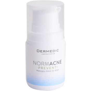 Fotografie Dermedic Normacne Preventi matující denní krém pro smíšenou a mastnou pleť 55 g