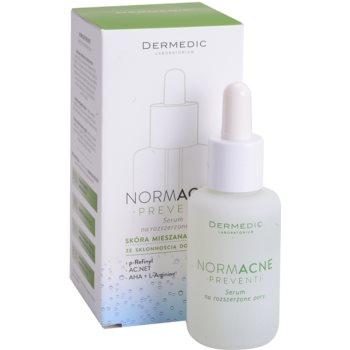 Dermedic Normacne Preventi сироватка для звуження розширених пор для комбінованої та жирної шкіри 1