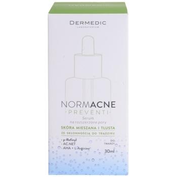 Dermedic Normacne Preventi сироватка для звуження розширених пор для комбінованої та жирної шкіри 3