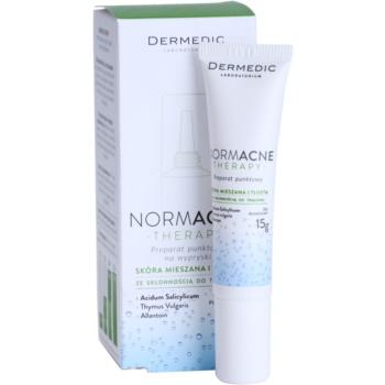 Dermedic Normacne Therapy Lokalpflege gegen Akne 1