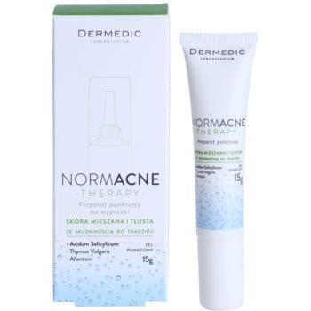 Dermedic Normacne Therapy lokalna nega proti aknam 2